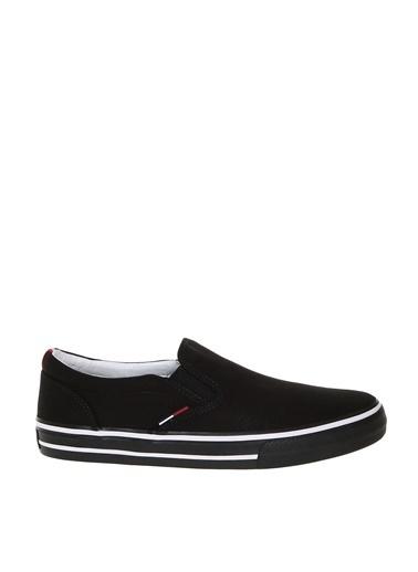 Tommy Hilfiger Klasik Ayakkabı Siyah